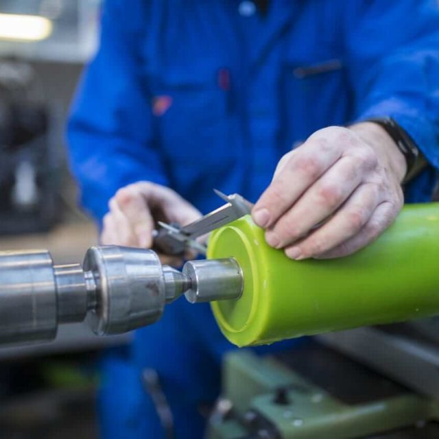 Polyurethane PU rollers and conveyors